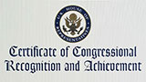 Congress Recognition